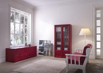 soggiorno in legno Aosta