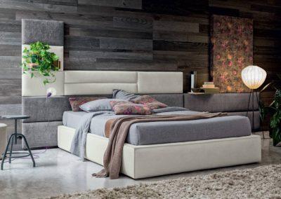 camera da letto moderna Valle d'Aosta
