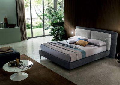 letto moderno Aosta