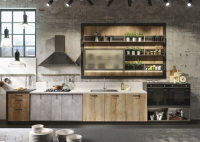 cuisine moderne Val d'Aoste