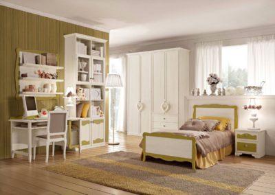 chambre individuelle pour enfant Aoste