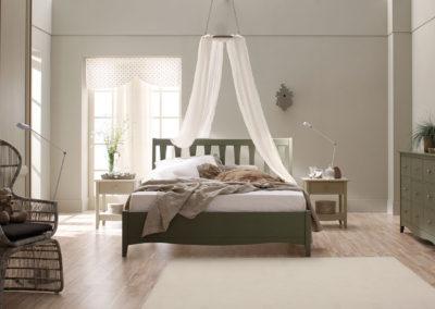 camera da letto classica Aosta